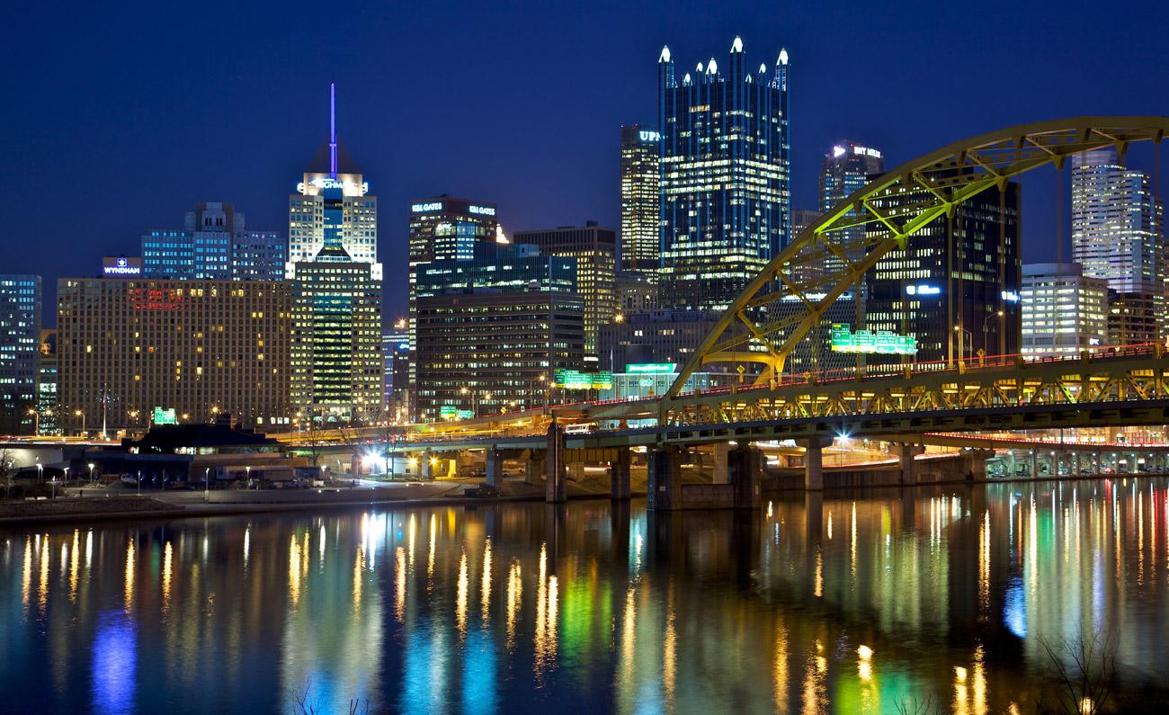 Marriott Downtown Pittsburgh Restaurant