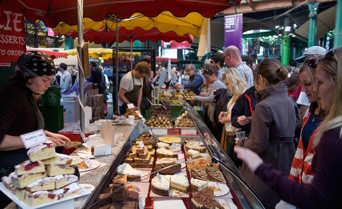 Market Garden Restaurant Heathrow Menu