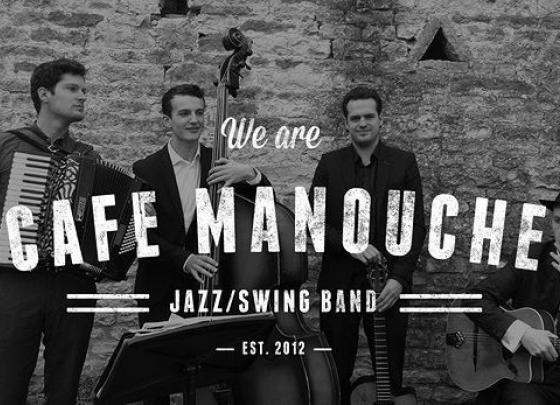 Live Music - Cafe Manouche trio