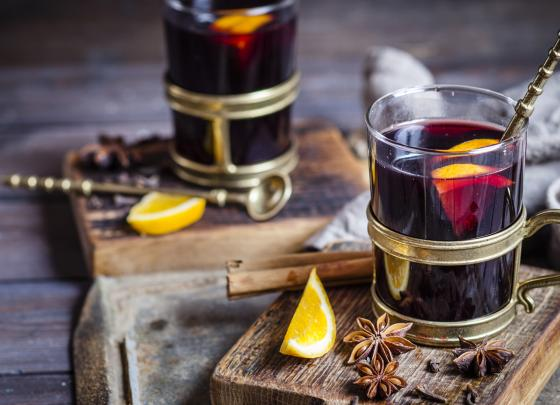 Mulled Wine O'clock