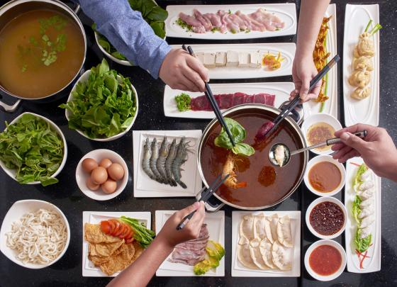 Hot Pot to Share