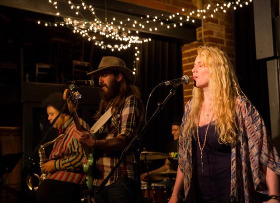 Live Music with Rachel Ann Morgan