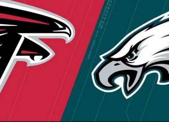 NFL: Falcons VS Eagles