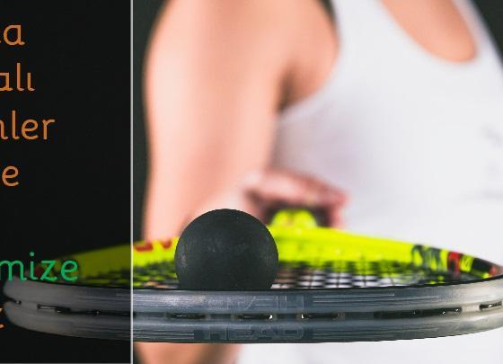 Squash Lesson