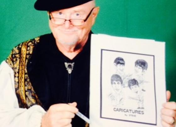 Steve Lindsley Caricature Artistry