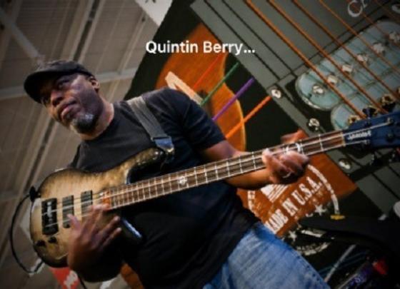 Quintin Berry