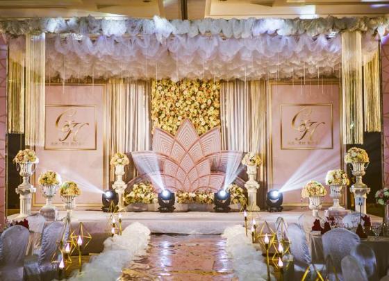 2018 Fall wedding EXPO China