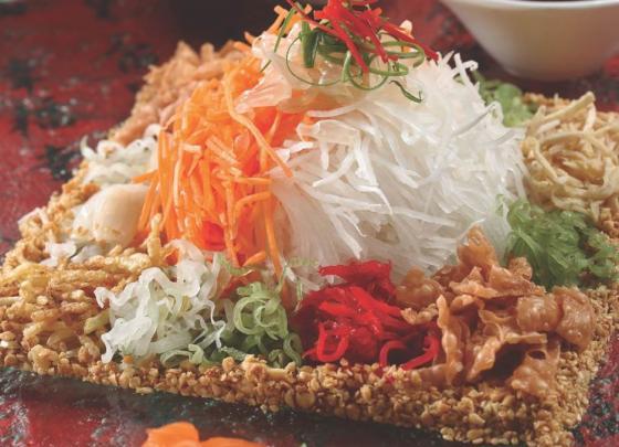 Lunar New Year Feasts