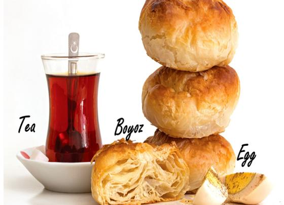 Morning with Eggs & Bollos_Boyoz
