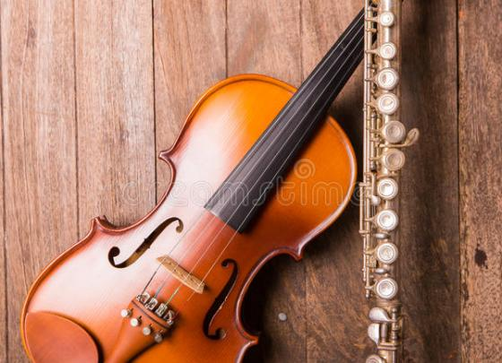 Violin & Flute Showdown