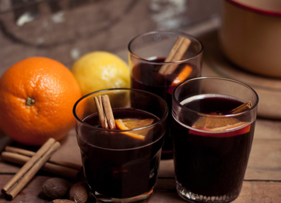 Mulled Wine Class