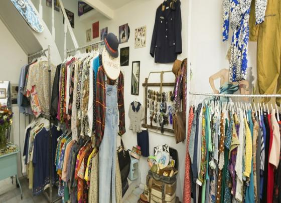 Vintage Stores in Izmir