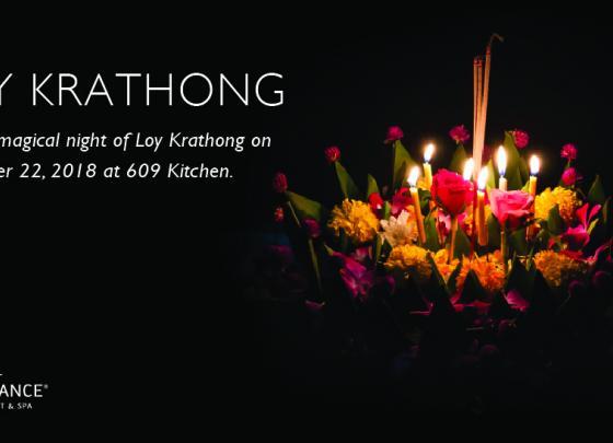 Loy Krathong's Day