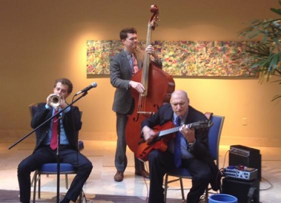 Messy Cookers Jazz Trio
