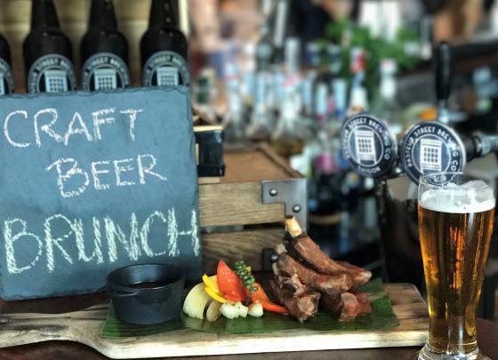 Craft Beer Brunch @ Rbar