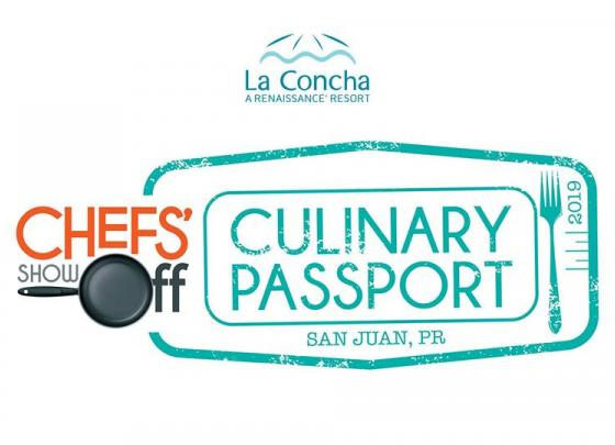 Chefs' Show Off Culinary Passport