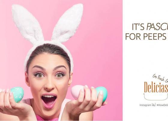 Delicias Easter Brunch