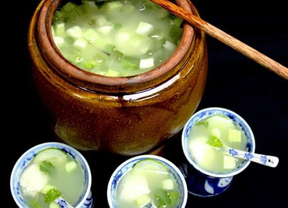 Com Ruou Green Tea Punch @ Rbar