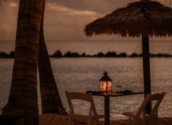 Private Island Dining
