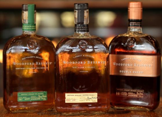Woodford Bourbon Event