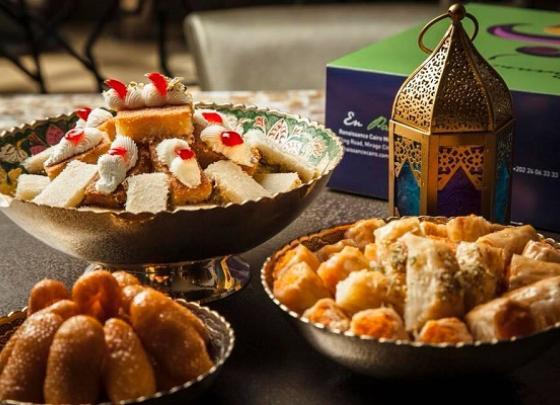 Oriental Pastries at En Passant