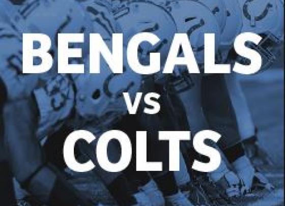 NFL: Bengals VS Colts