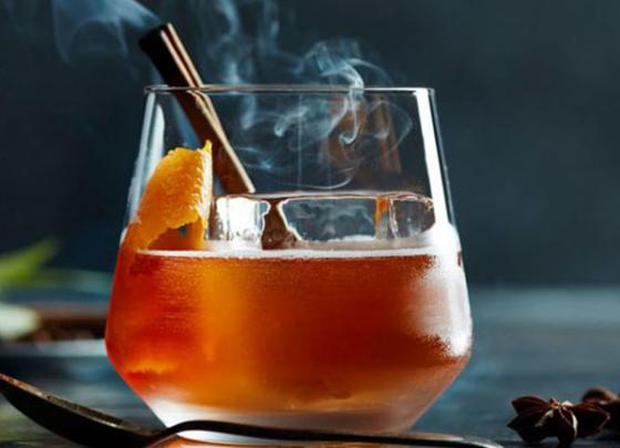 A Cocktail with a Clove