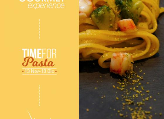 Gourmet Experience: Time for Pasta