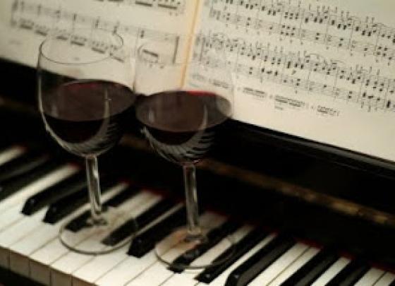 Israeli piano tunes in the Lobby