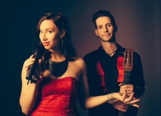 Live Music - Crimson Rogue Duo