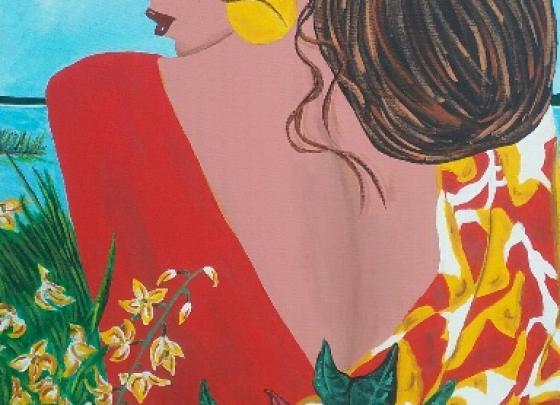 Colorado Artist Kathy Williams