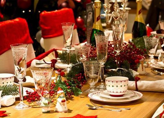 A CHRISTMAS HOLIDAY FEAST