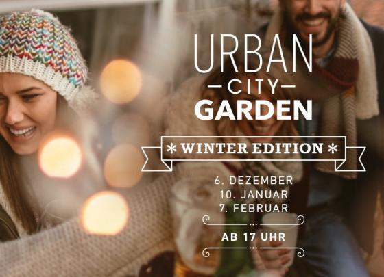 Urban City Garden - Winter Edition