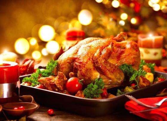 Thanksgiving Evening