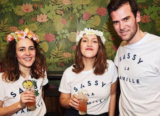 SASSY CIDRE POP-UP