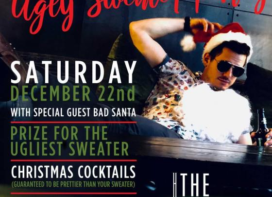 Ugly Sweater Party at The Heights