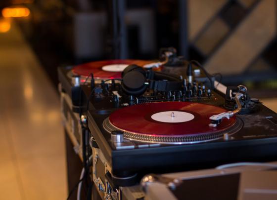 RESIDENT DJ C. DEVONE
