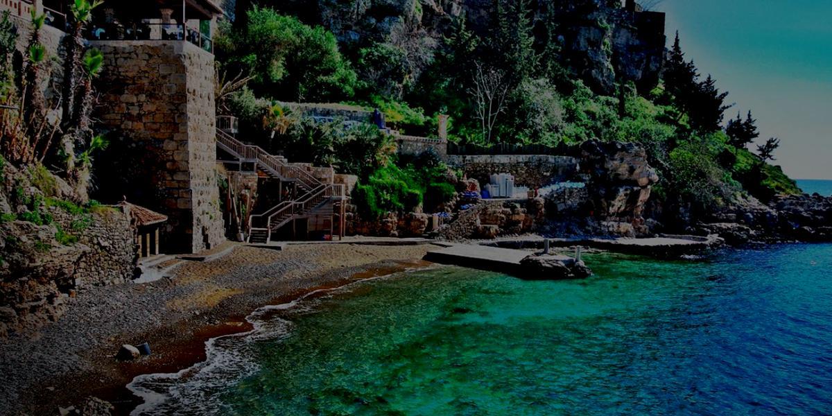Bay at Antalya