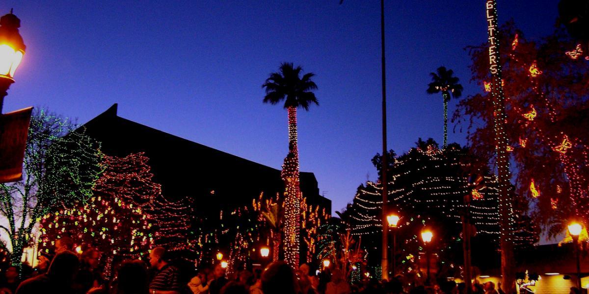 Glendale Glitter & Glow