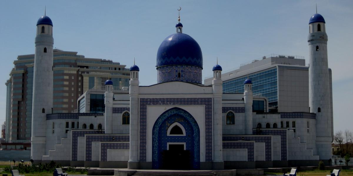 Manjal mosque