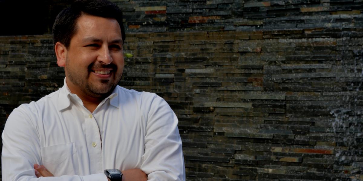 Photo of David Tapia Lopez, Navigator