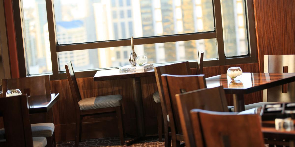 Club Lounge Renaissance Seattle Hotel Discover