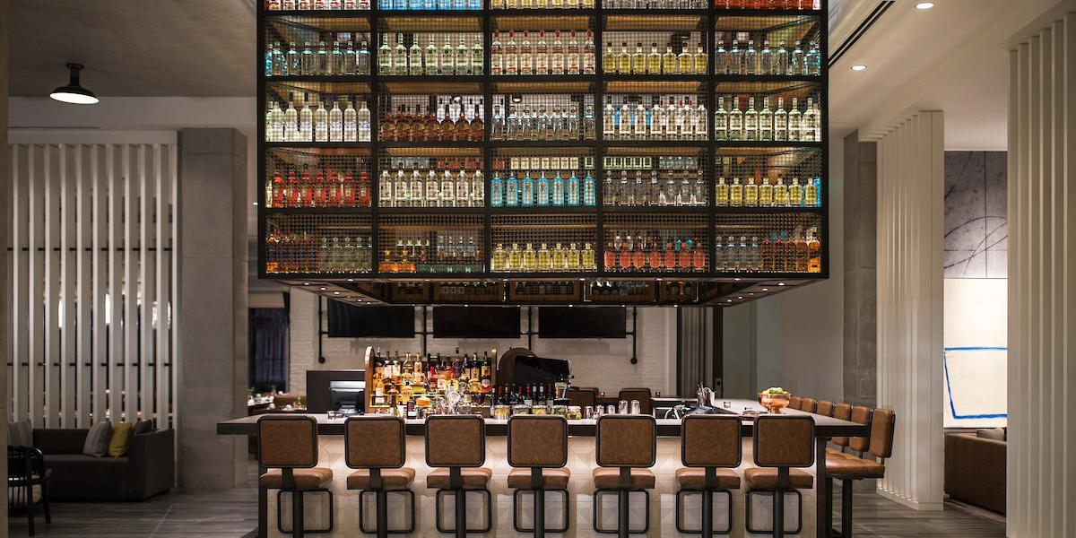 Hickory Hazel Bar