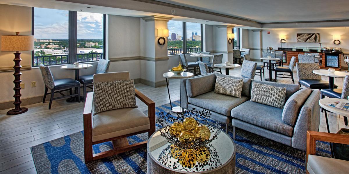 Renaissance Fort Lauderdale Cruise Port Hotel Discover