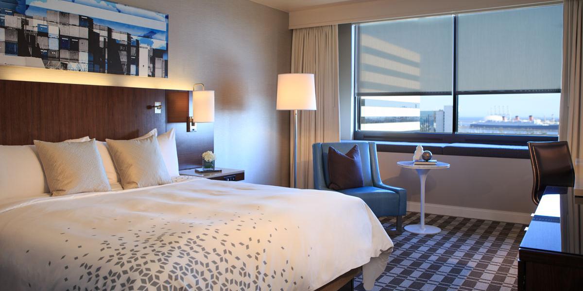 Long Beach Marriott Renaissance Hotel