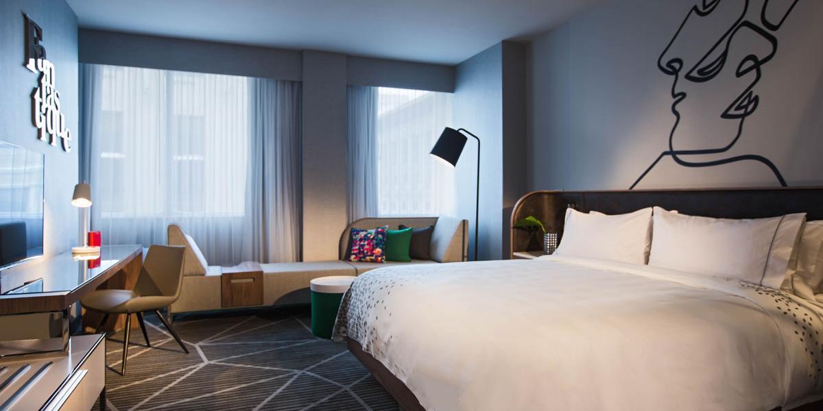 Renaissance Montreal Downtown Hotel Discover Renaissance
