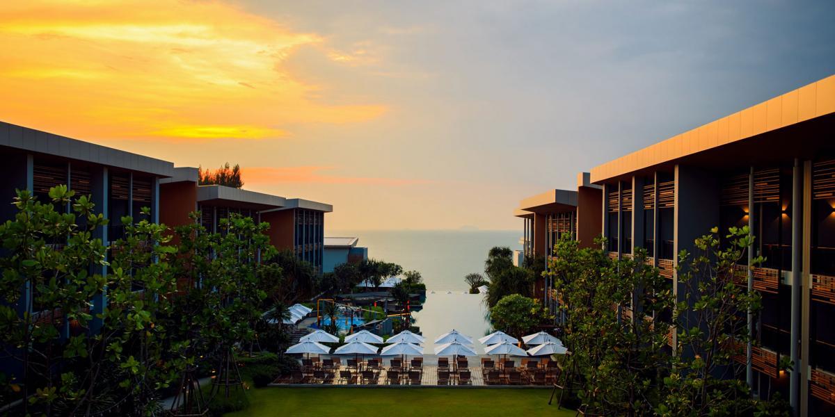 Renaissance Pattaya Resort Spa Discover Renaissance Hotels