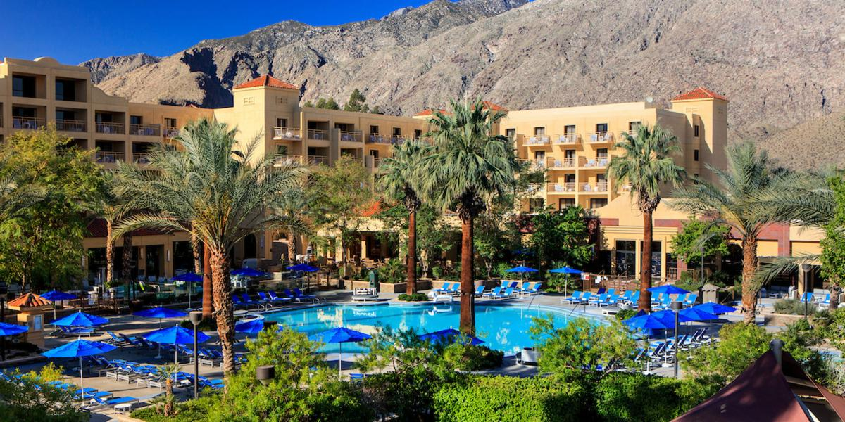 Palm Springs Hotels >> Renaissance Palm Springs Hotel Discover Renaissance Hotels