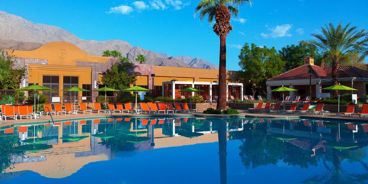 Renaissance Palm Springs Restaurant Menu