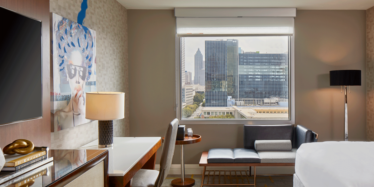 Renaissance Atlanta Midtown Hotel   Discover Renaissance Hotels